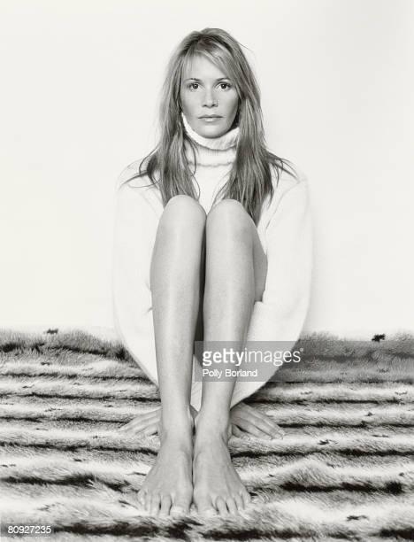 Australian supermodel and businesswoman Elle Macpherson 1st Octber 2000