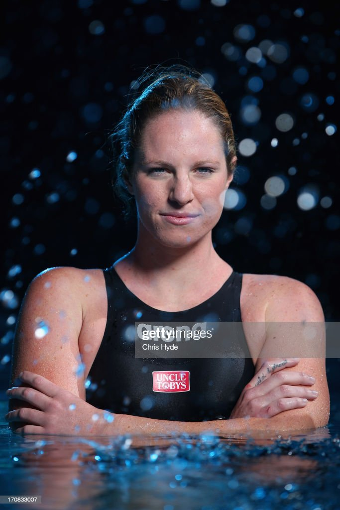 Cate & Bronte Campbell, Emily Seebohm Portrait Session