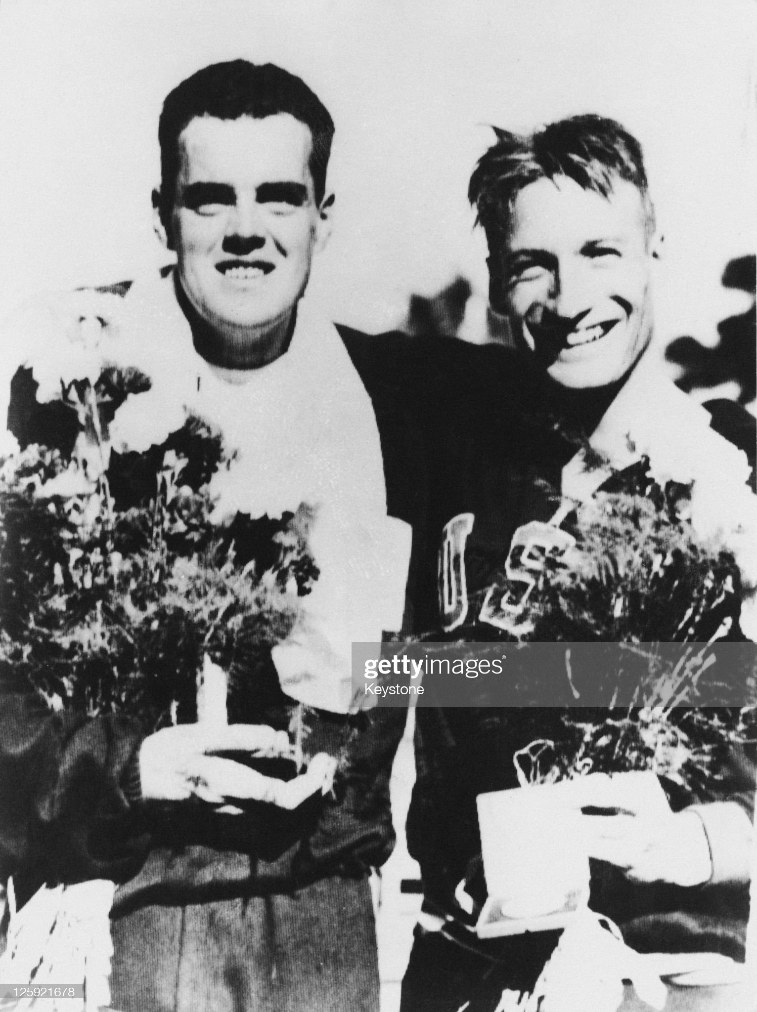 Breaststroke Medallists : Fotografía de noticias