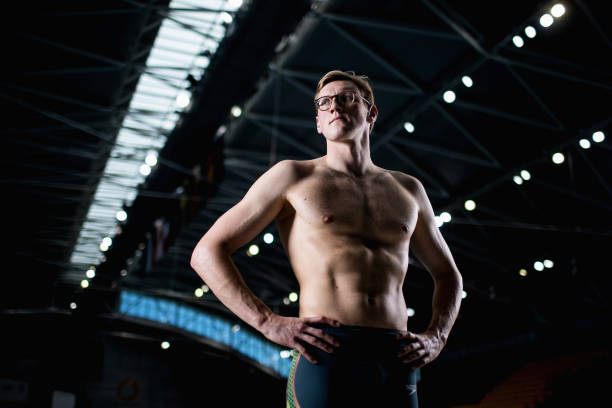 AUS: Australian Swim Team Portraits