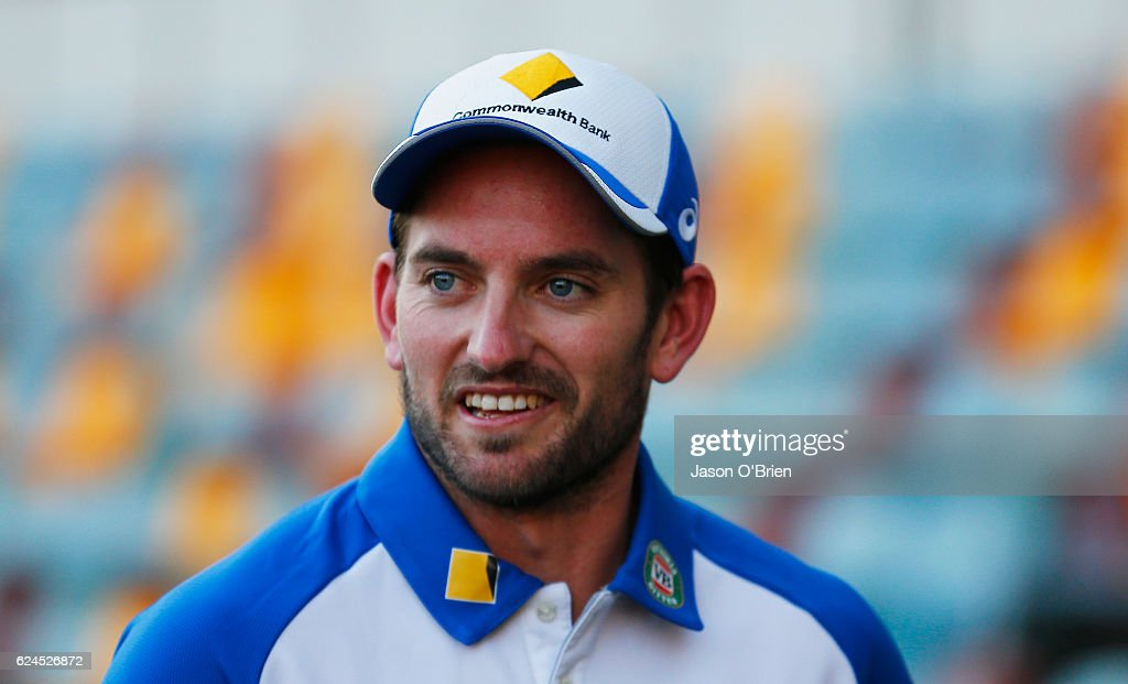 Sheffield Shield - QLD v SA: Day 4 : News Photo