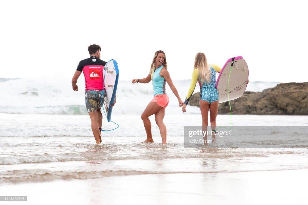 Roxy Pro Gold Coast 2014 James Tobin : News Photo