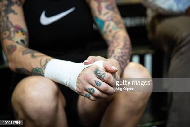 Australian UFC veteran and bare knuckle fighter Bec Rawlings and BKFC payperview analyst Benny Ricardo answer questions about bare knuckle boxing at...