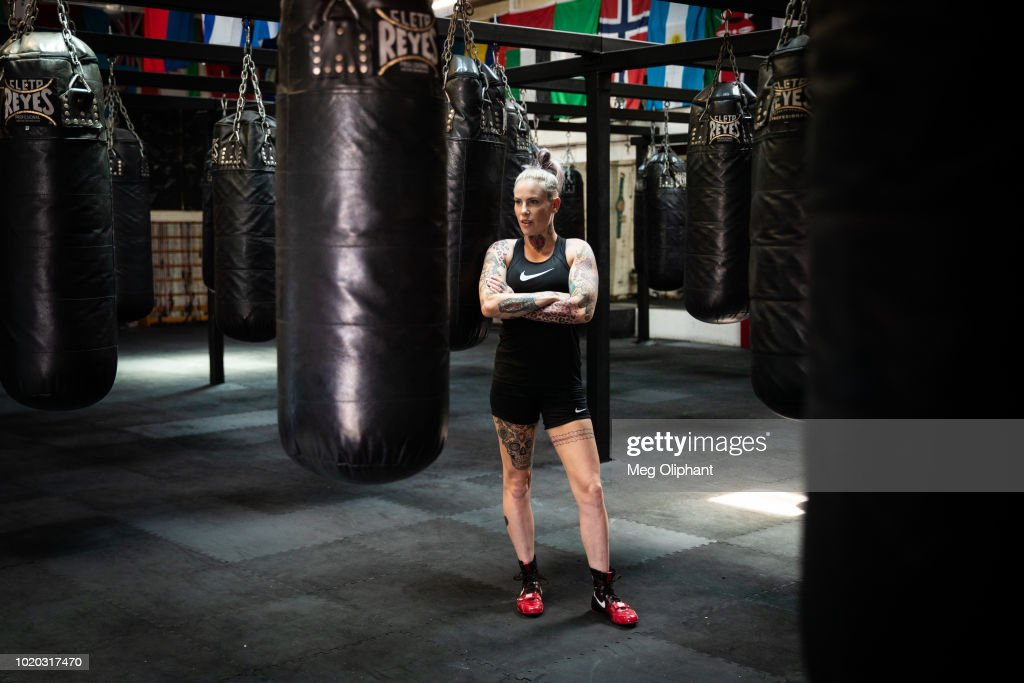 Bec Rawlings & Joey Beltran Bare Knuckle Fighting Championship Media Workout