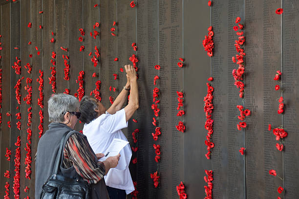 Australian War Memorial - Remembrance Day