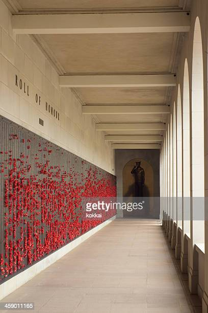 Australian War Memorial - Wall of Remembrance
