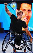 melbourne australia australian wheelchair tennis player