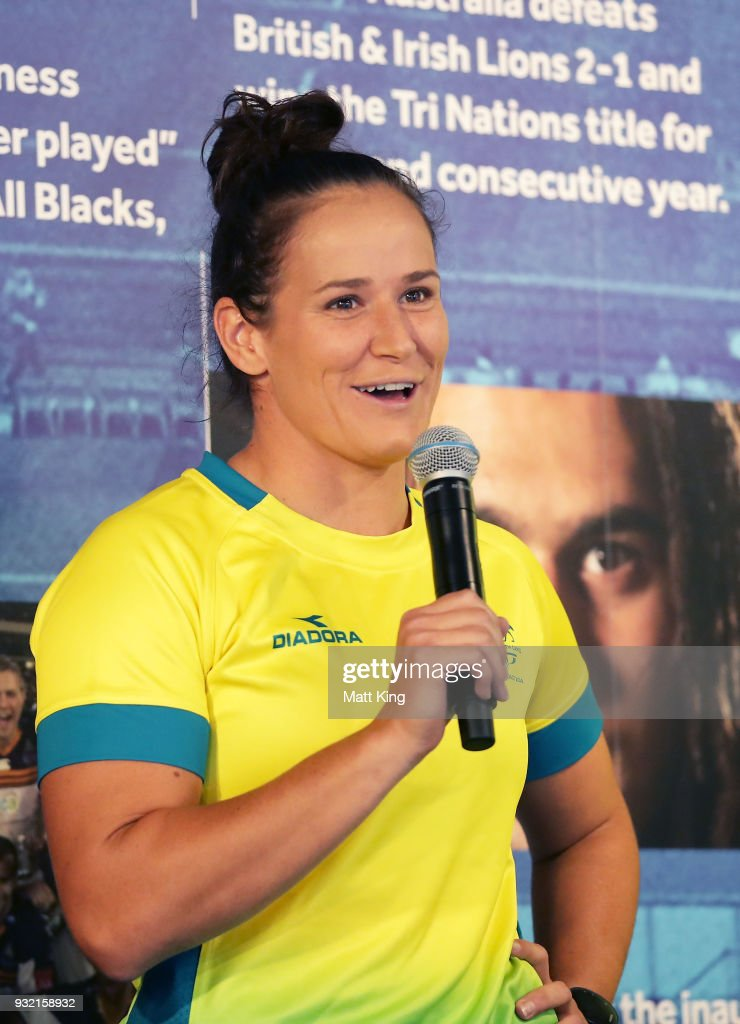 Australian Rugby Sevens Commonwealth Games Teams Announcement