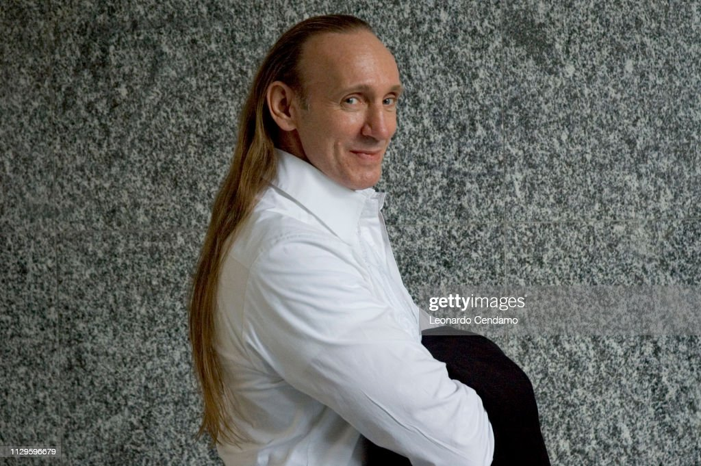 The Australian Writer Gregory David Roberts : News Photo