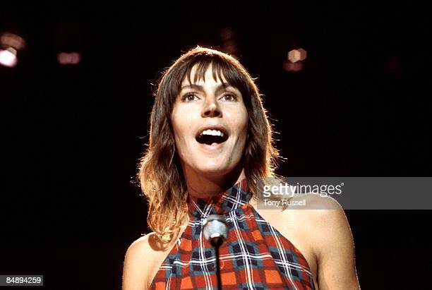 Australian-American singer, songwriter, author, actress, and activist Helen Reddy , 1975.