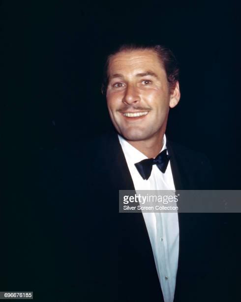 Australianborn actor Errol Flynn circa 1950