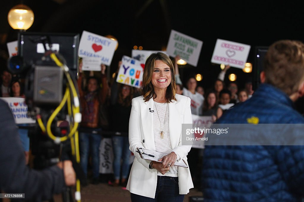 "NBC's ""Today Show"" Live From Australia : News Photo"