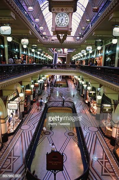 Australia,New South Wales,Sydney, Queen Victoria Building,interior