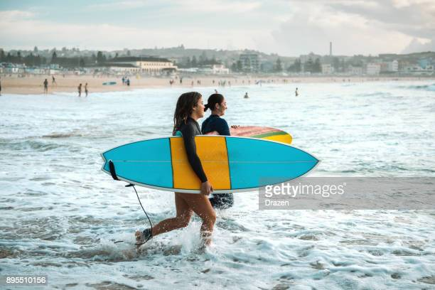Australians are addicted to surfing and healthy living
