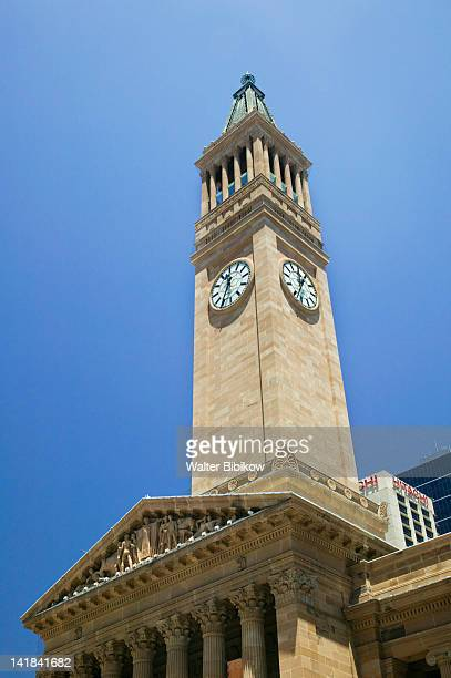AUSTRALIA-Queensland-Brisbane: Brisbane City Hall (b.1920s)