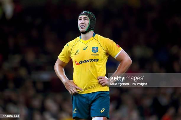 Australia's Adam Coleman