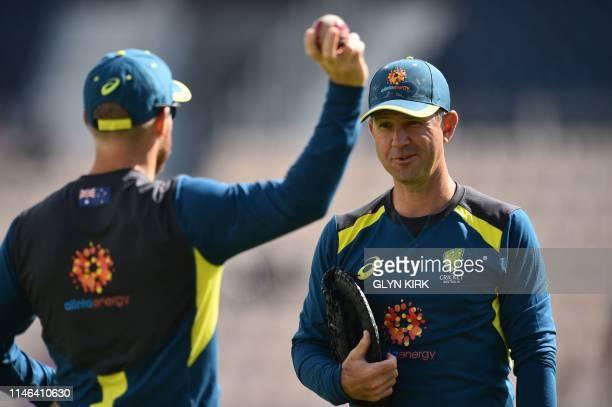 GBR: Australia v Sri Lanka – ICC Cricket World Cup 2019 Warm Up