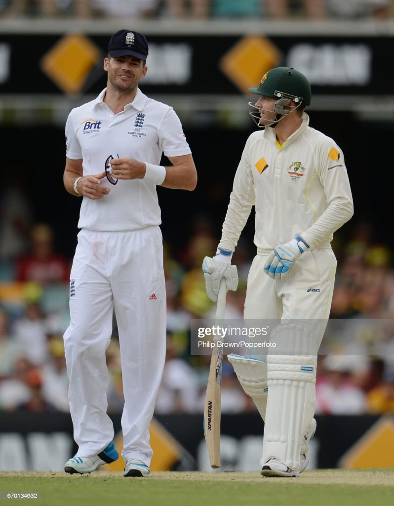 1st Test Match - Australia v England : News Photo