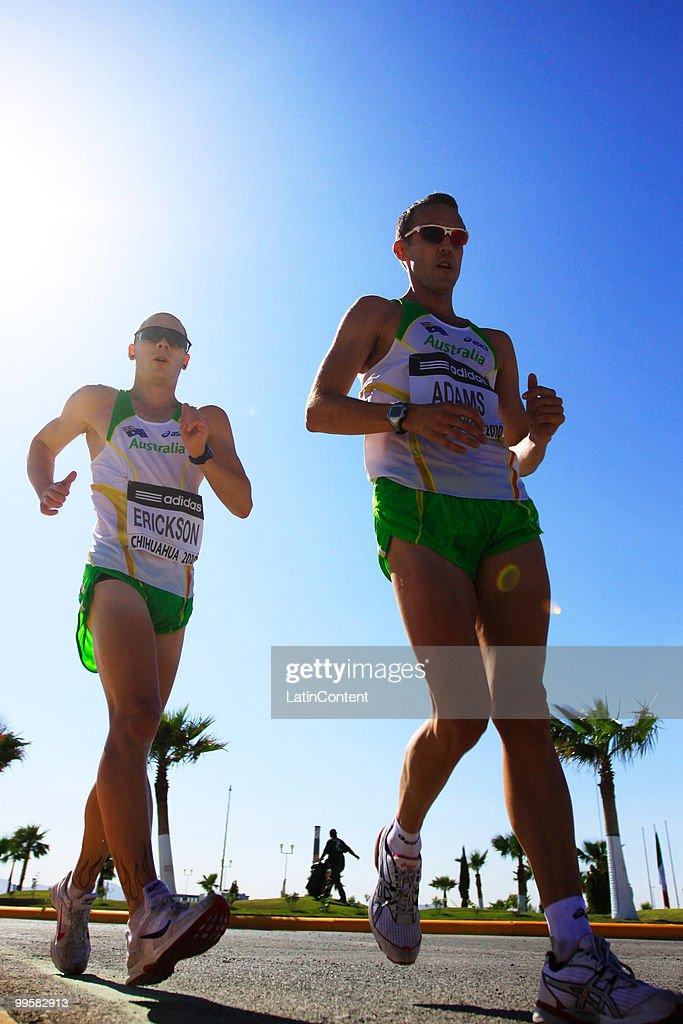 24th IAAF World Race Walking Cup 2010 - Day 1
