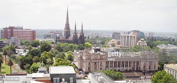 australia's cities & landmarks - osten stock-fotos und bilder