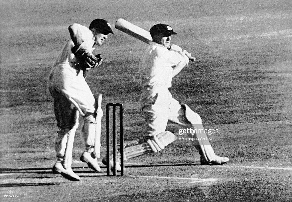 Cricket - Ashes - Australia v England - Second Test - Sydney : News Photo