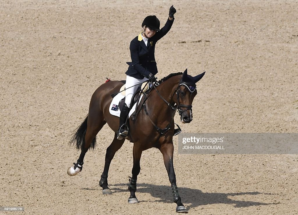 Equestrian - Olympics: Day 14