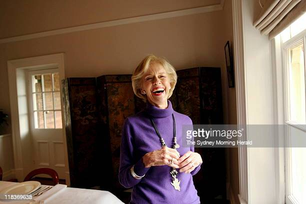 Australia's Governor General Quentin Bryce at the Women's College at Sydney University