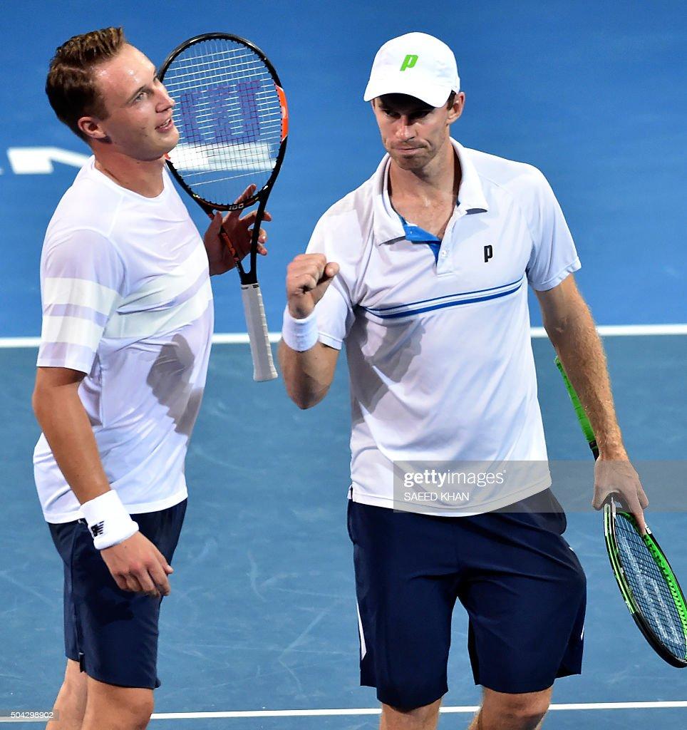 TENNIS-ATP-WTA-AUS : News Photo