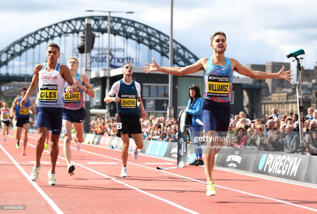 Great North CityGames - Newcastle Quayside : News Photo