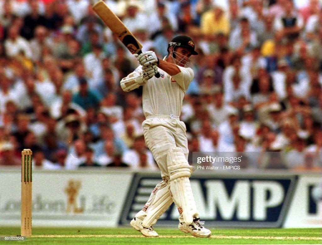 Cricket - Fifth Test - England v Australia - The Ashes : News Photo