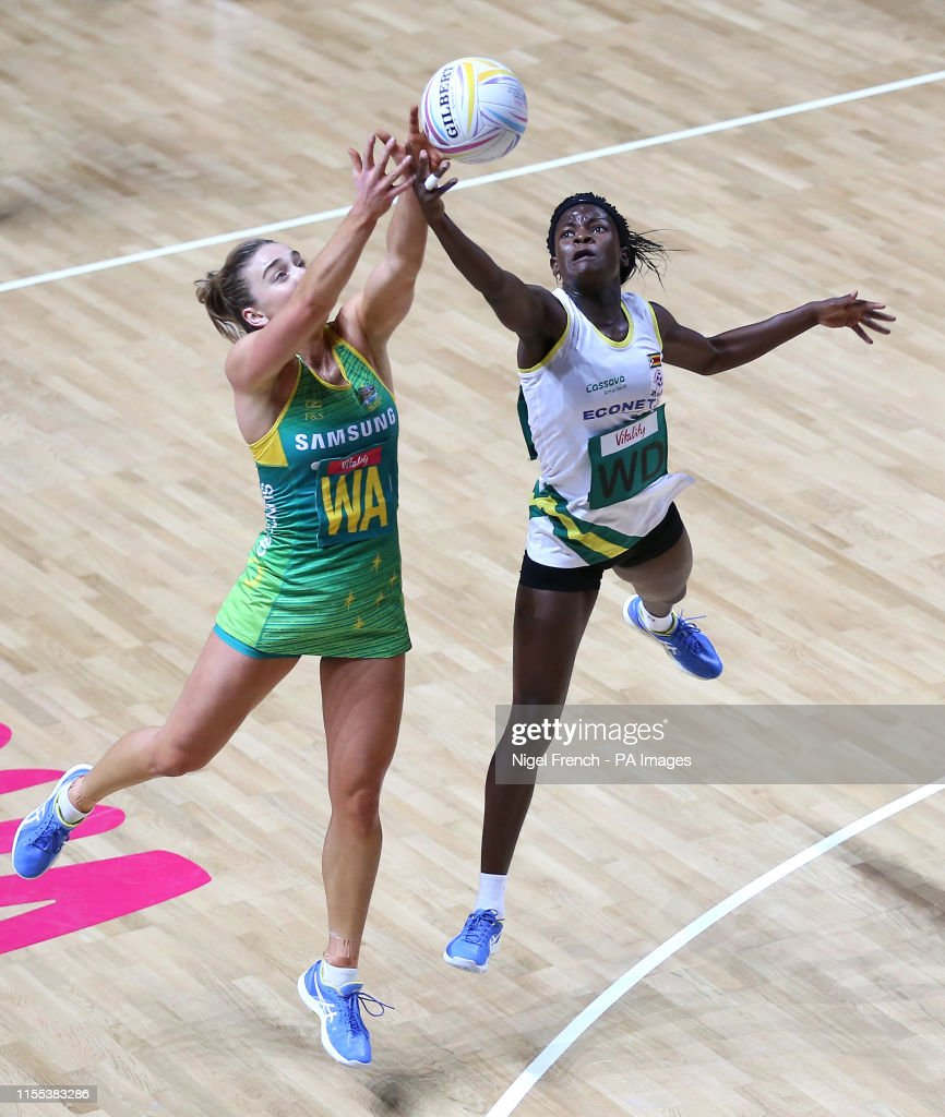 Netball World Cup 2019 - Day Two - M&S Bank Arena : News Photo