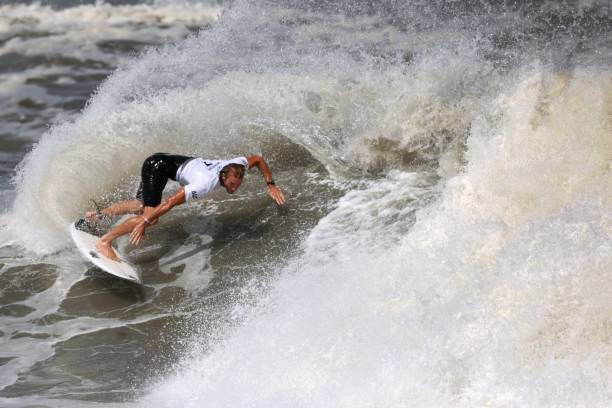 JPN: Surfing - Olympics: Day 5