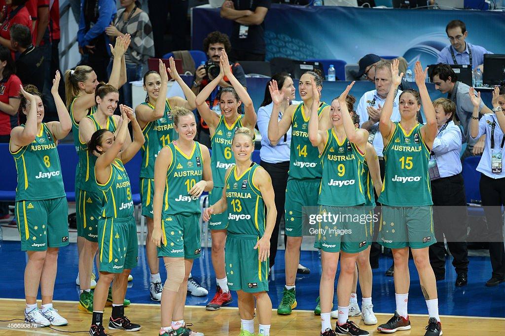 2014 FIBA Basketball World Cup - Day Nine : News Photo