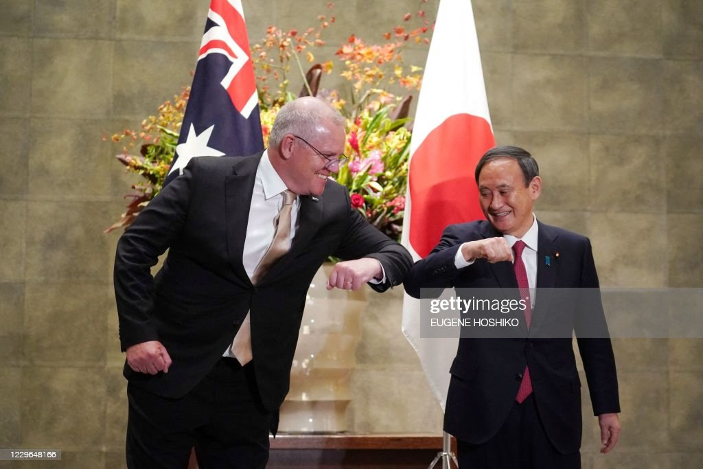 JAPAN-AUSTRALIA-DIPLOMACY : News Photo