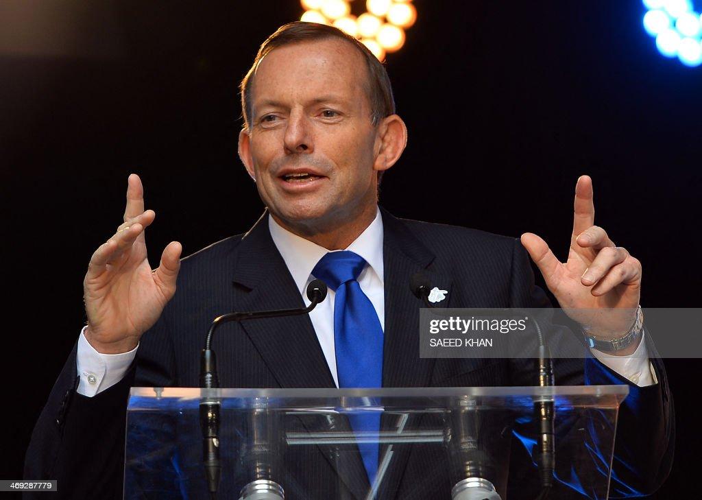 CRICKET-AUSTRALIA-WC2015 : News Photo