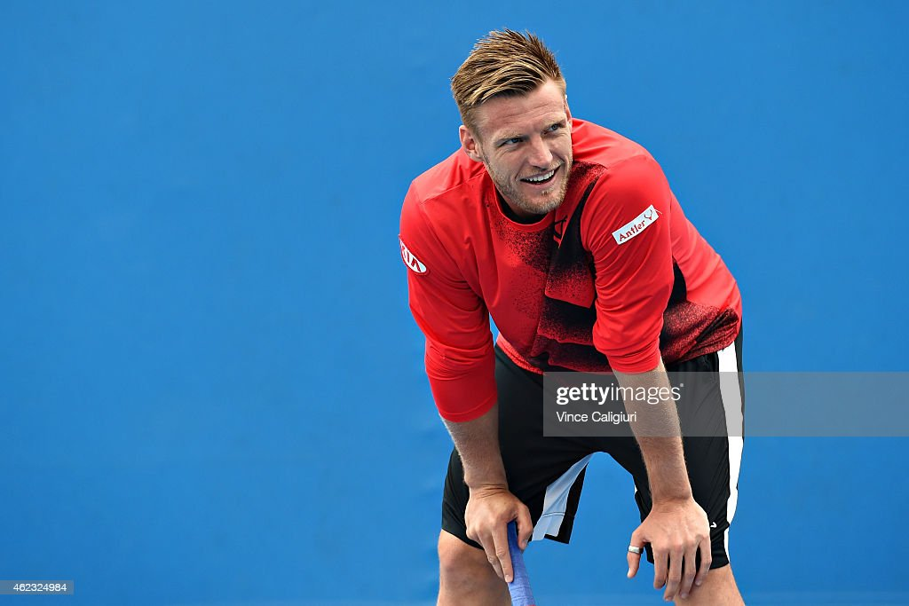 Off Court At The 2015 Australian Open : News Photo