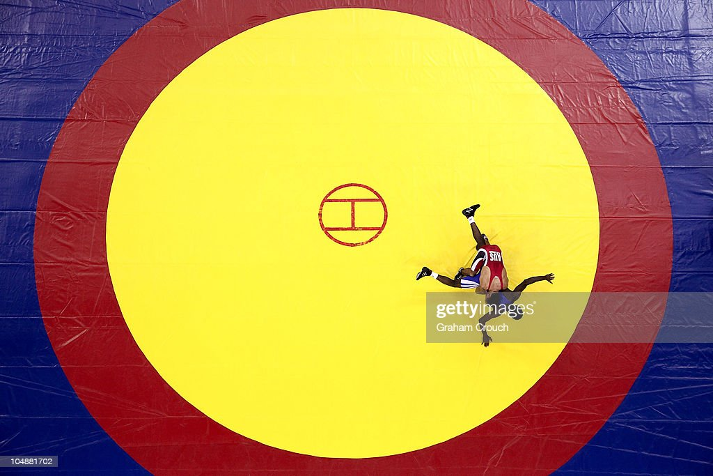 19th Commonwealth Games - Day 3: Wrestling