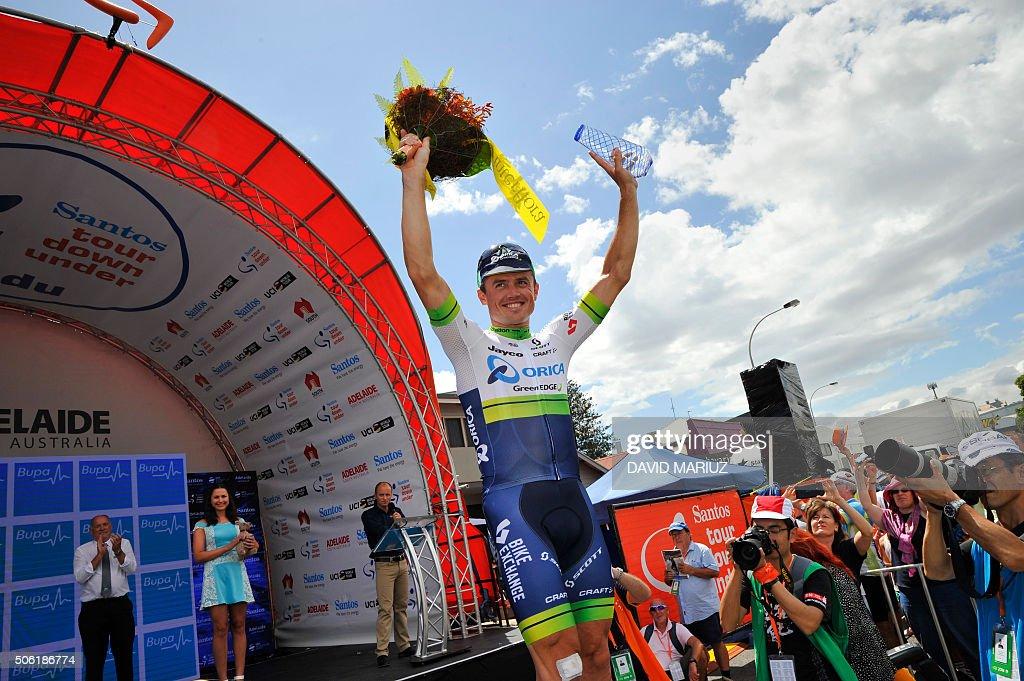 CYCLING-UCI-AUS : News Photo