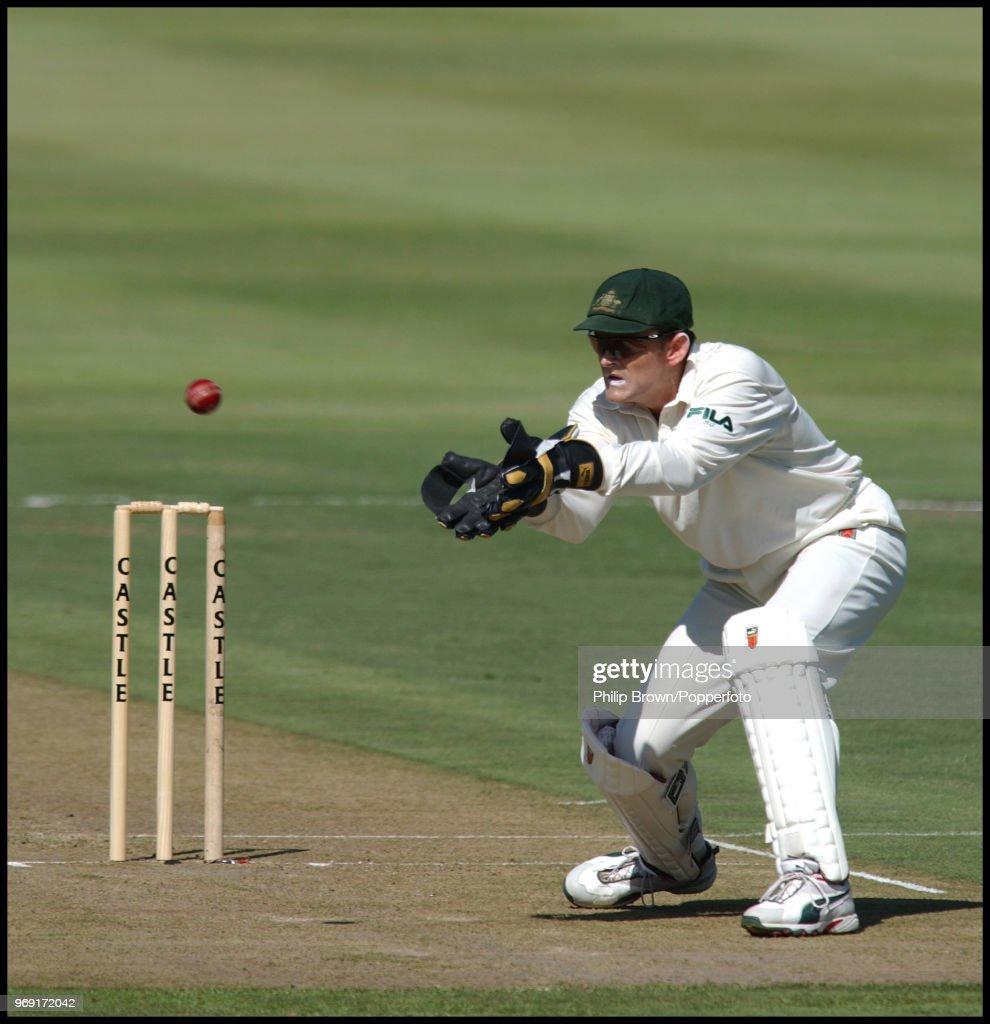 2nd Test Match - South Africa v Australia : ニュース写真