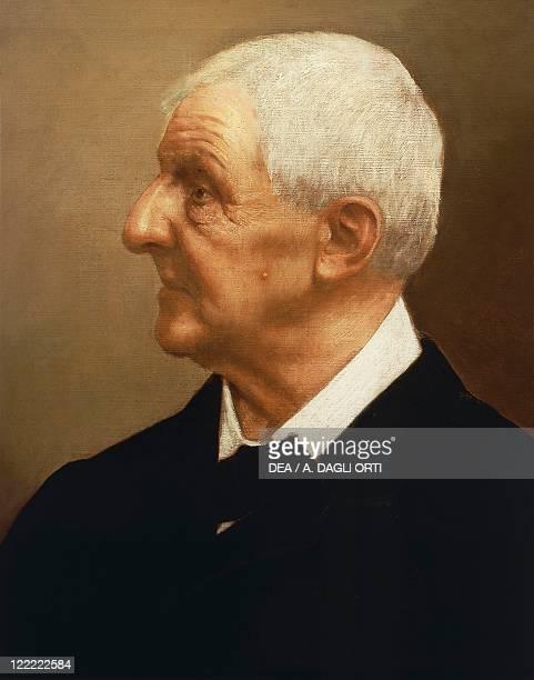 Austria 19th century Portrait of Joseph Anton Bruckner Austrian composer