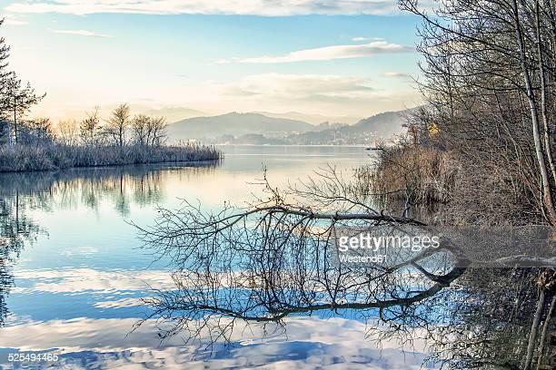 austria, carinthia, klagenfurt, woerthersee - クラーゲンフルト ストックフォトと画像