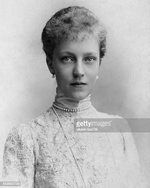 Austria, Elisabeth Marie archduchess of*02.09.1883-+Portrait - Photographer: Atelier Carl Pietzner- Published by: 'Berliner Illustrirte Zeitung'...