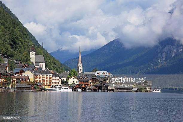 Austria, Hallstadt