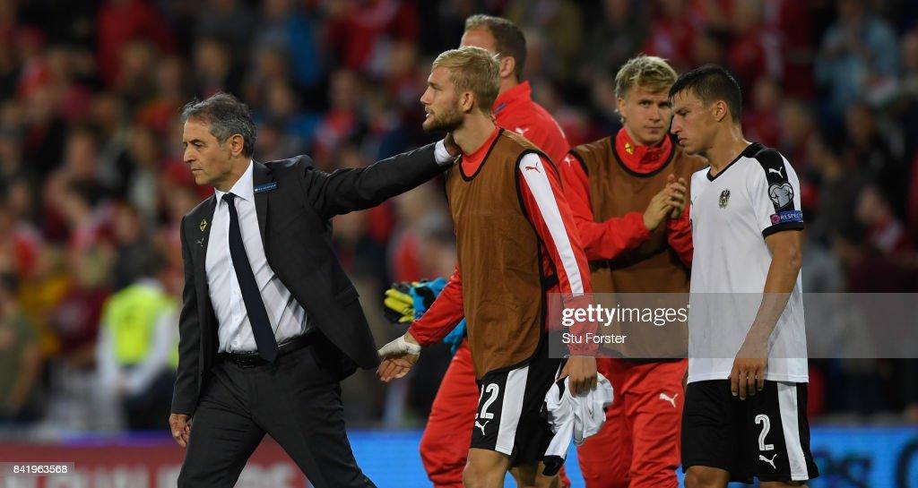 Wales v Austria - FIFA 2018 World Cup Qualifier