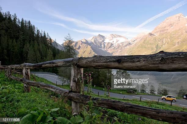 austria, mount grossglockner high alpine road - salzburg stock pictures, royalty-free photos & images