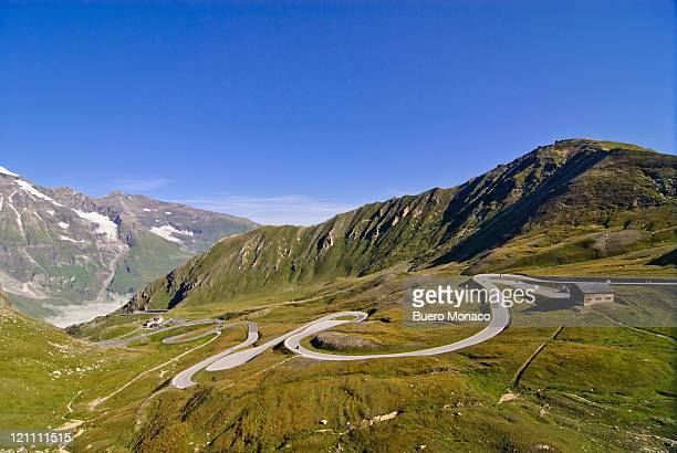 austria, mount grossglockner high alpine road