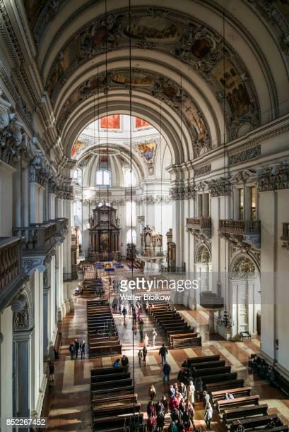 Austria, Salzburg, Interior