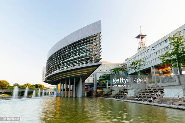 austria, st poelten, landhaus at government district - sankt poelten stock pictures, royalty-free photos & images