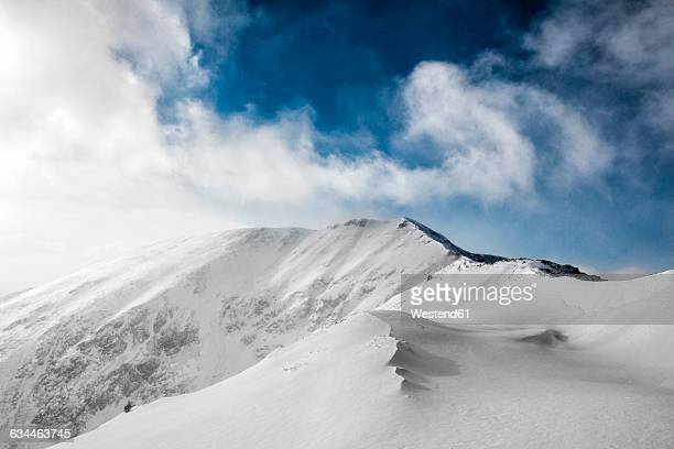 Austria, Turracher Hoehe,