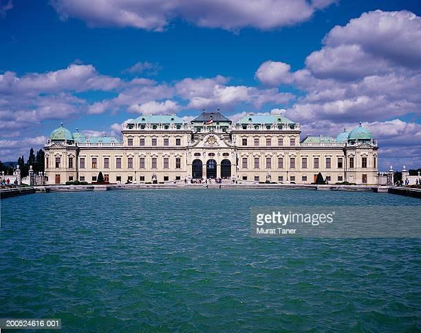 Austria, Vienna, Belvedere Palace